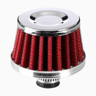 AIR FILTER ENGINE BREATH 12 MM