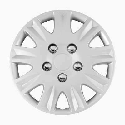 WHEEL COVER DIAMOND 15""