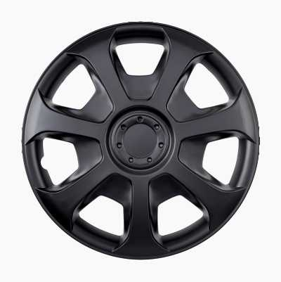 WHEEL COVER BLACK MIXIE 14