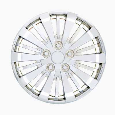WHEEL COVER ABS CHROME 15""