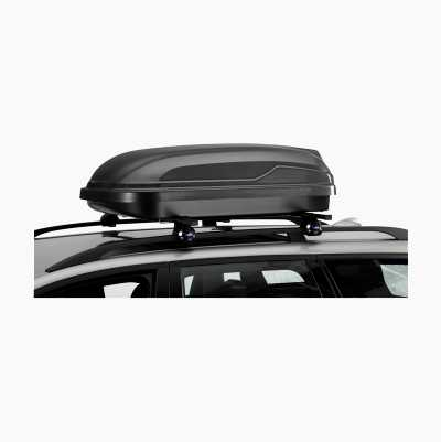 ROOF BOX 300 L BLACK