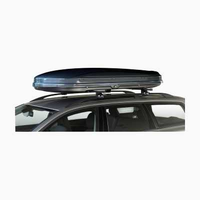 ROOF BOX 405 L BLACK