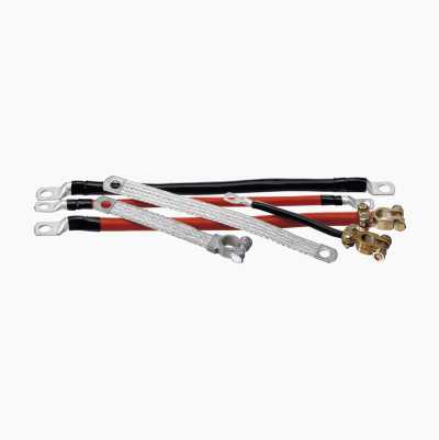 BATTERYCABLE 350MM 35MM2 RED