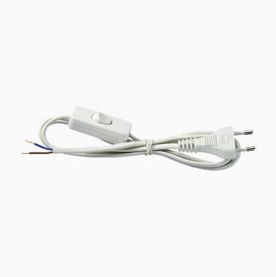 EXTENTION CORD WITH SWITCH 2M