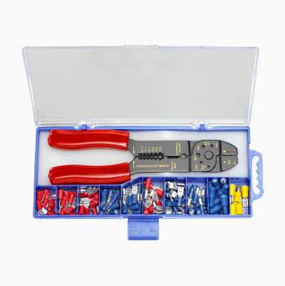 CRIMP TOOL KIT W.PLIER