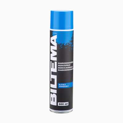 MARKINGSPRAY BLUE, 600ML