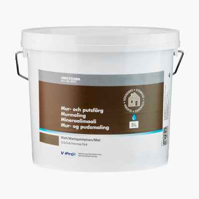WALL & GROUT PAINT,3L,GREY