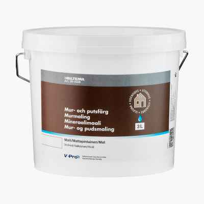 WALL & GROUT PAINT,3L,WHITE