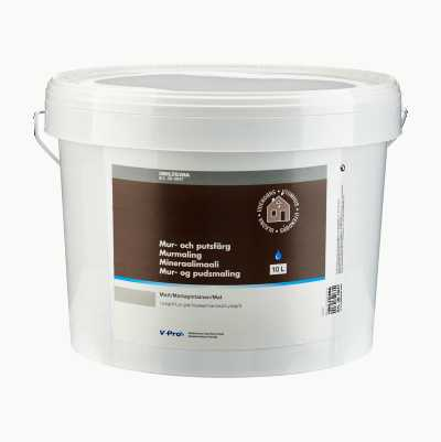 WALL&GROUT PAINT 10L LGREY