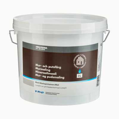 WALL&GROUT PAINT 3L LGREY