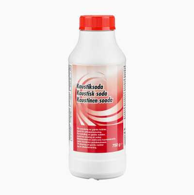 CAUSTIC SODA 750G