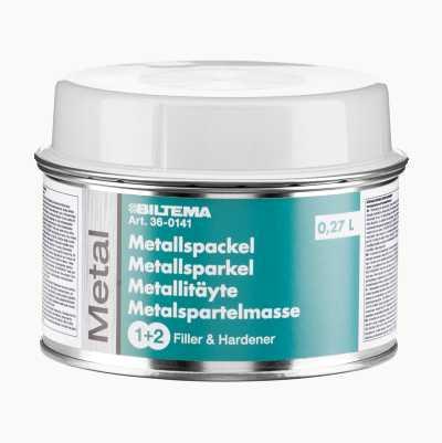 METALLSPACKEL 0,27L