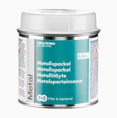 METALLSPACKEL 0,54L