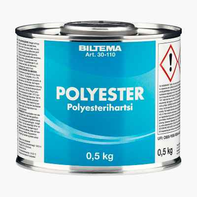 POLYESTER 0.5 LITER