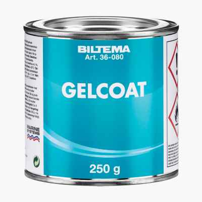 GELCOAT HVIT 250ML