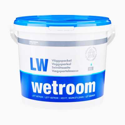 WETROOM PUTTY LV 5L