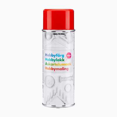 HOBBYPAINT BRIGHT RED 400ML