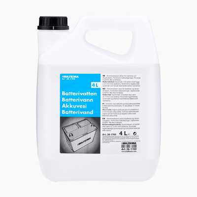 BATTERY WATER 4L