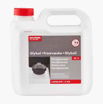 ANTIFREEZE MIX  LL -36° 3L