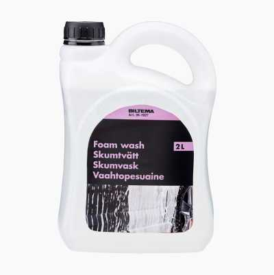 CONCENTRATED FOAM WASH 2L