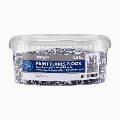FLAKES FOR FLOORPAINT 500 G