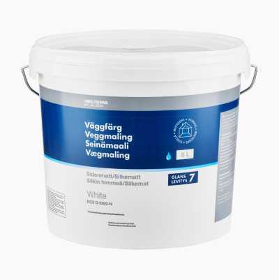 VEGGMALING 5L HVIT