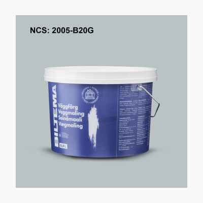 VÄGGFÄRG 2,5L DUSTY BLUE