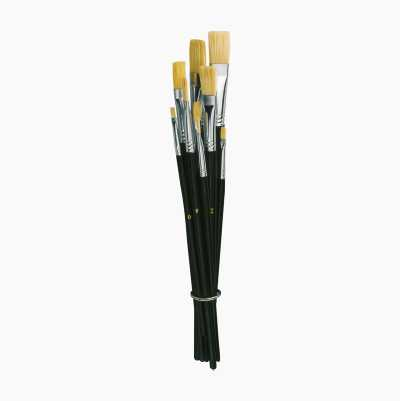 BRUSH SET 9 PC
