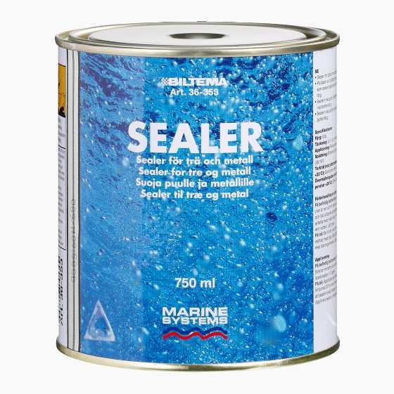 SEALER /UNDERCOAT 0.75 L