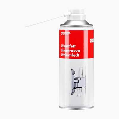 WHITE LITHIUM GREASE 400ML