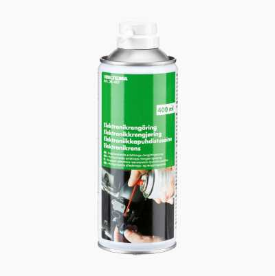 ELEKTRONIKRENGÖRING 400ML CO2