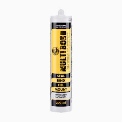 BT MULTIBOND TRANSP 290ML