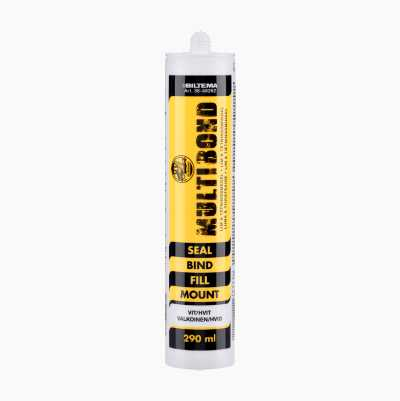 BT MULTIBOND  WHITE 290ML