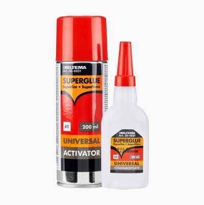 SUPER GLUE 705  50GR+200ML