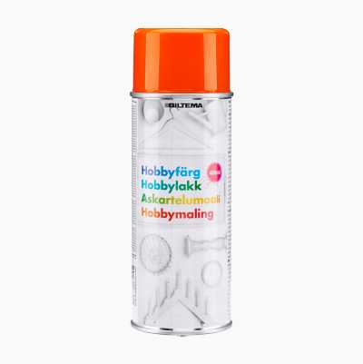 HOBBYFÄRG ORANGE 400ML