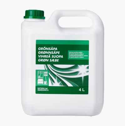 SOFT SOAP GREEN 4 L