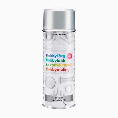 HOBBY METALLIC SILVER 400ML
