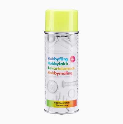 HOBBY FLUORESCENT YELLOW 400ML