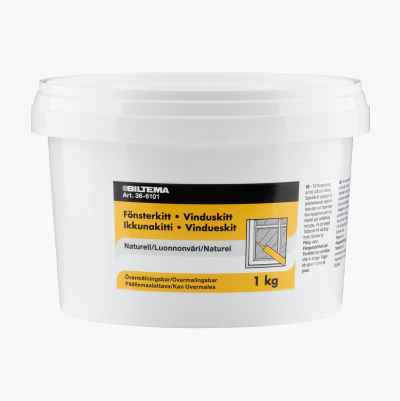 WINDOW PUTTY  1KG