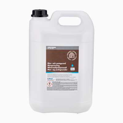 WALL & GROUT PRIMER 5L