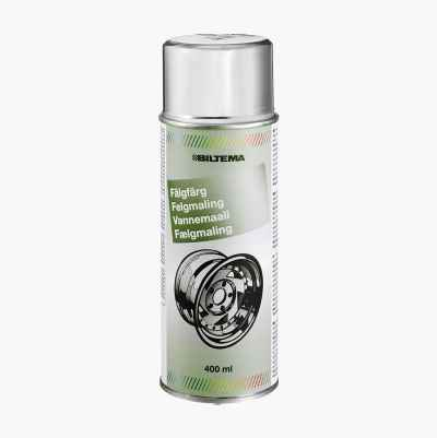 WHEEL PAINT BLACK 400ML