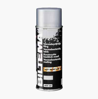 HOT PAINT SILVER 400ML