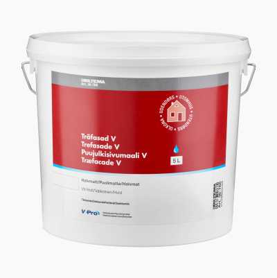 OILPAINT SOLID V 5L.-RED