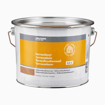 OUTDOOR STAIN 2,5L-HONEY