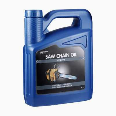 SAW CHAIN OIL 4L
