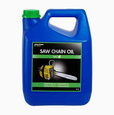 CHAINSAW OIL BIOLOGICAL 4L