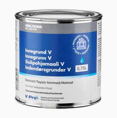 GRUNDFÄRG VATTENBUREN 0,75L