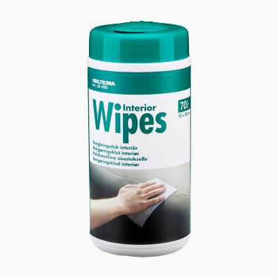 AUTO CLEANER WIPES