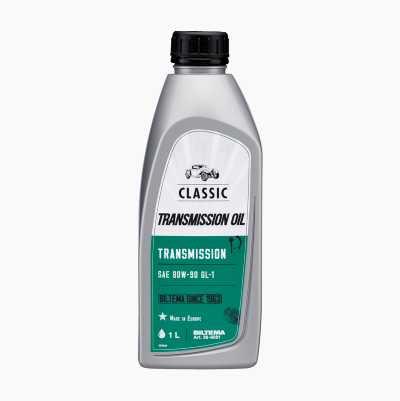 TRANSMISSION OIL SAE 80-90W GL