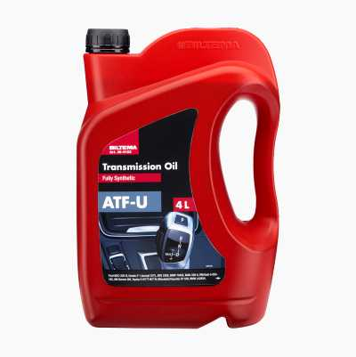 TRANSMISSION FLUID ATF-U 4L